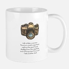camera-quote-colour Mugs