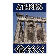 Athens Postcards (Package of 8)