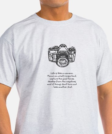 camera-quote T-Shirt