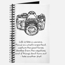 camera-quote Journal