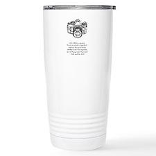 camera-quote Travel Mug