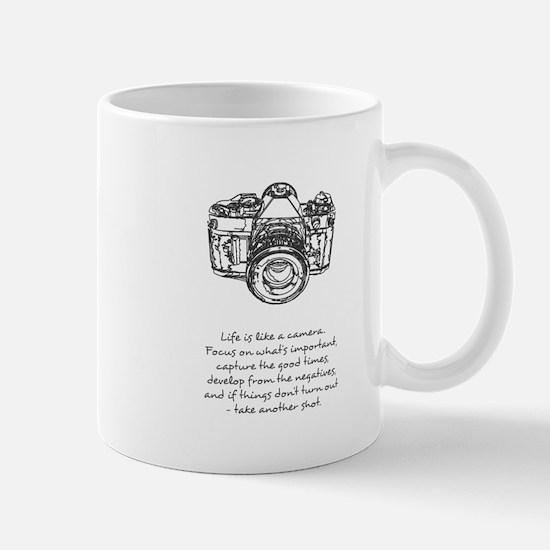 camera-quote Mugs