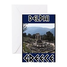 Delphi Oracle Greeting Cards (Pk of 10)