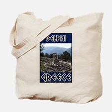 Delphi Oracle Tote Bag