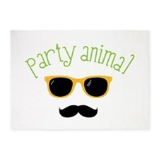 Party Animal 5'x7'Area Rug