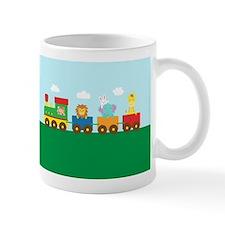 animal-train Mugs