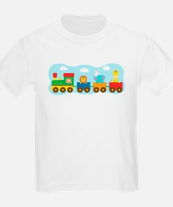 animal-train-T-shirt T-Shirt