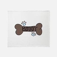 Buddy Throw Blanket