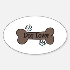 Dog Lover Decal