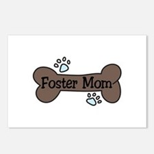 Foster Mom Postcards (Package of 8)