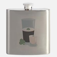 St. Patricks Irish Car Bomb Flask