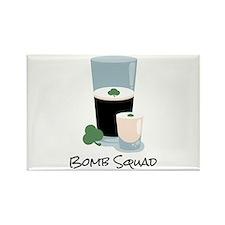 Bomb Squad Magnets