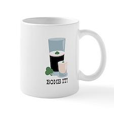 Bomb It! Mugs