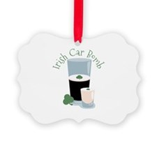 Irish Car Bomb Ornament