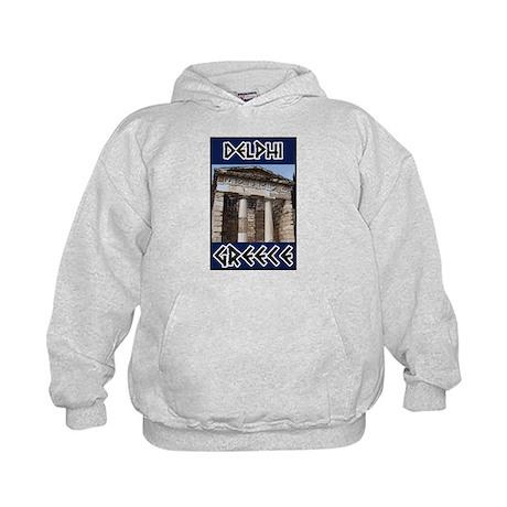 Delphi Oracle Kids Hoodie