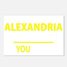 Unique Alexandria Postcards (Package of 8)