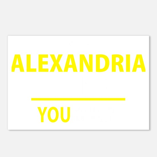 Cool Alexandria Postcards (Package of 8)