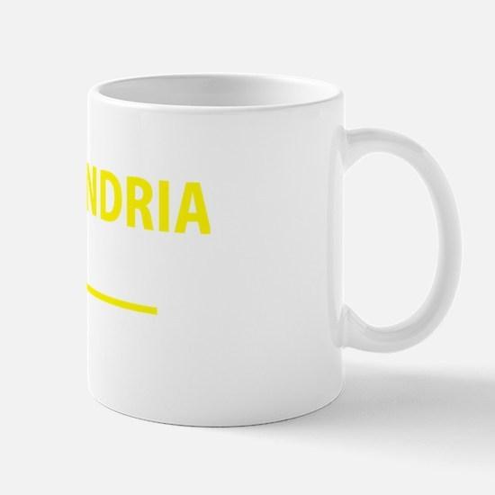 Cute Alexandria Mug