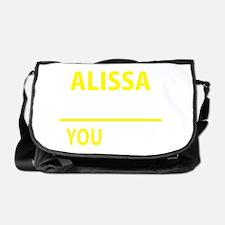 Unique Alissa Messenger Bag