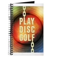 Play Disc Golf Journal