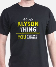 Cute Alyson T-Shirt