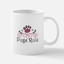 Pugs Rule Mugs
