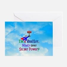 I'm a Realtor. What's Your Super Pow Greeting Card