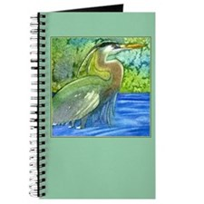 Beautiful Great Blue Journal