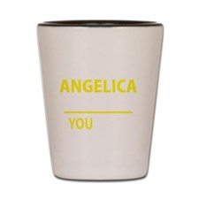 Cute Angelica Shot Glass