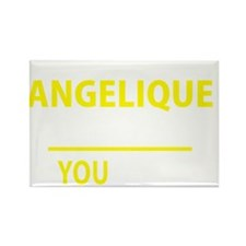 Unique Angelique Rectangle Magnet