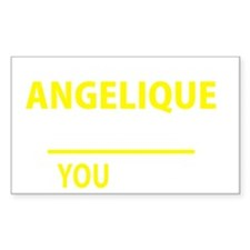Cute Angelique Decal