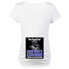 Look Whos Coming in April Shirt