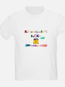Kindergarten Class of 2007 Kids T-Shirt
