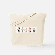 School Kids Tote Bag