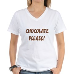 Chocolate Please Shirt