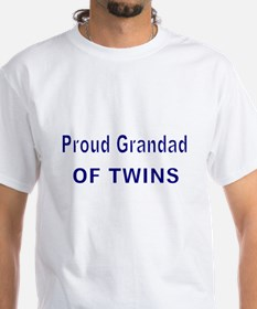 PROUD GRANDAD OF TWINS T-Shirt