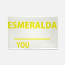 Cute Esmeralda Rectangle Magnet
