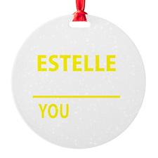 Cute Estelle Ornament