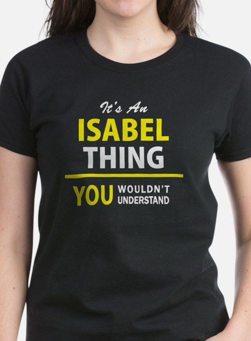 Cute Isabel Tee
