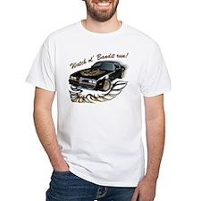 Bandit-tee wht T-Shirt