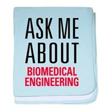 Biomedical Engineering baby blanket