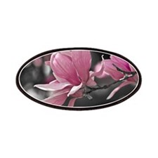 Pink Magnolia Patches
