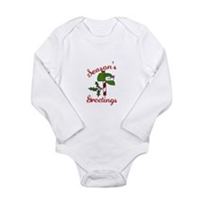 Seasons Greetings Body Suit