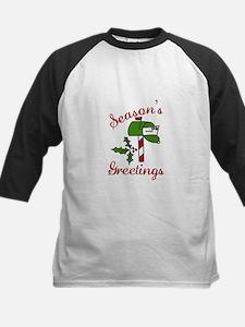 Seasons Greetings Baseball Jersey