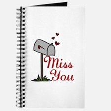Miss You Journal