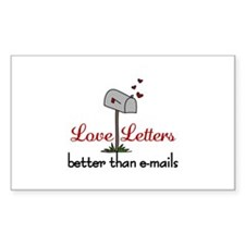 Love Letters Decal