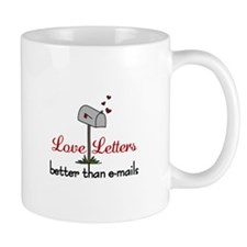 Love Letters Mugs