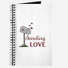 Sending Love Journal