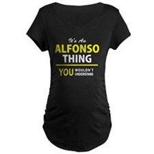 Unique Alfonso T-Shirt