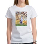 Spring / Whippet Women's T-Shirt